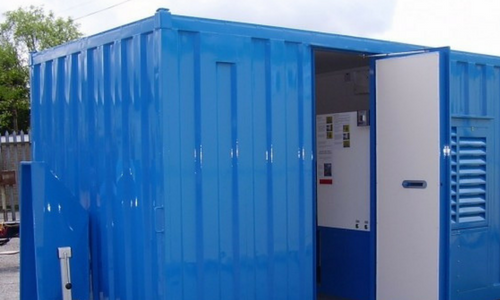 Portable toilets for building work sites - Northern Loos